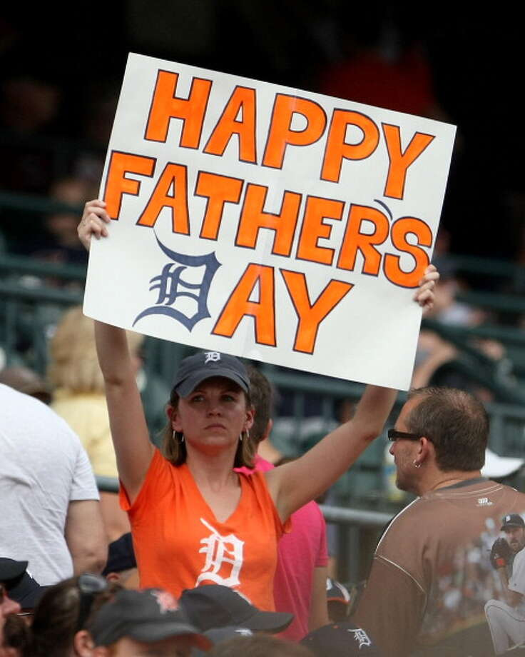 (Floating Holiday) Occurs on the 3rd Sunday of June:  Every father would love to go to a baseball game, go fishing or just relax with his children all day.  Having the day off would help Americans fulfill these wishes. Photo: Dave Reginek, Getty Images / 2012 Getty Images
