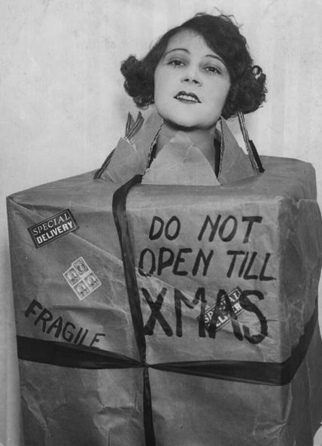 Dec. 24: Christmas Eve is another day we could all have to spend time with the family and that is not a bad thing; is it? Photo: Hulton Archive, Getty Images / Hulton Archive