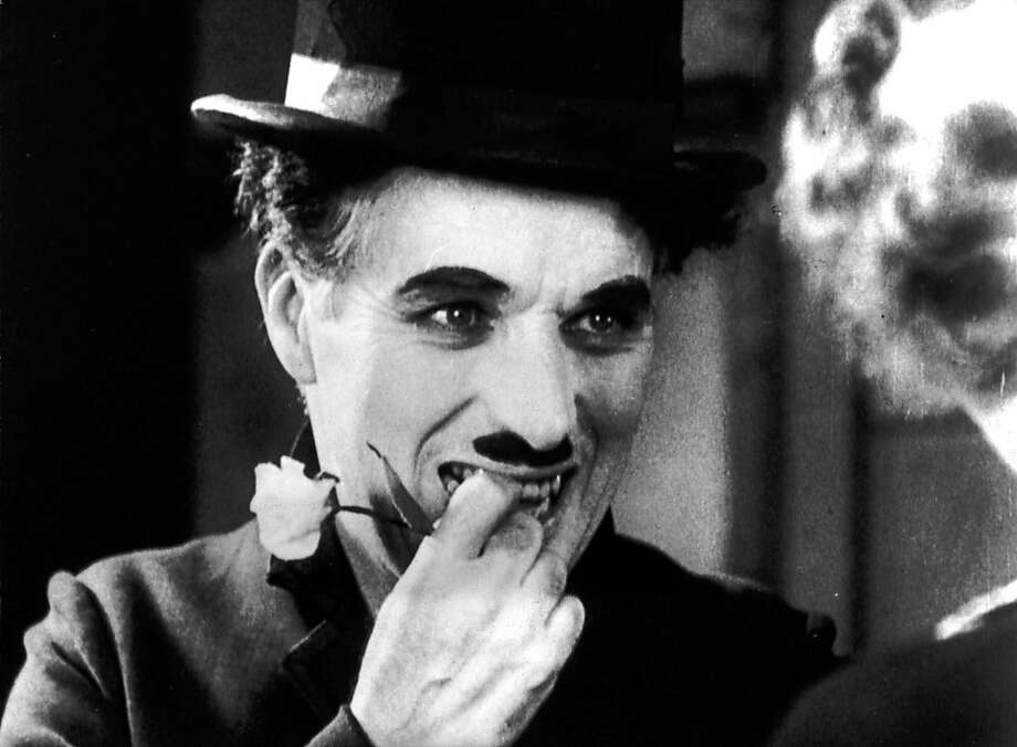 "Charlie Chaplin in ""City Lights,"" part of the Thursday classic series at San Francisco's Balboa Theater. Photo: United Artists 1931"
