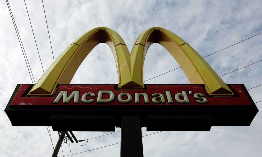 McDonald's McResource employee program has been criticized for creating sample budgets for employees based on holding two jobs, among other things. Photo: Nam Y. Huh, STF / AP
