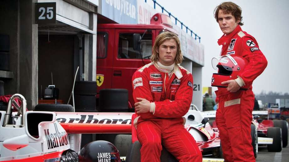 20. RUSH: A sexually charged European racing drama from … Ron Howard? The Formula 1 biopic about a 1970s rivalry looks and sounds great, with a memorable performance from Daniel Bruhl as savant-like Niki Lauda. The emotions and flesh and crunched metal all blend together with surprising intensity. Photo: Jaap Buitendijk, Universal Pictures