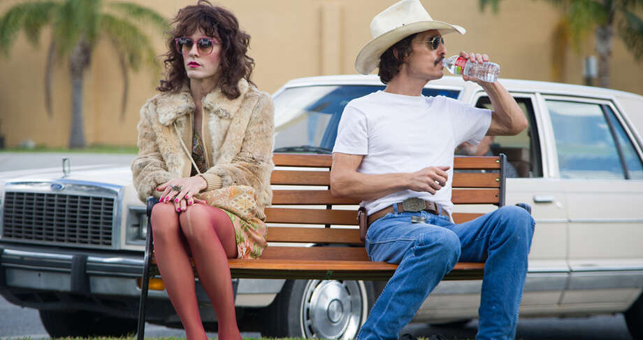 15. DALLAS BUYERS CLUB: Some of the supporting characters seem a little too scripted, but Matthew McConaughey and Jared Leto offer transformational performances. McConaughey is particularly convincing as a homophobic rodeo cowboy who becomes a crusader for AIDS victims. Photo: Focus Features