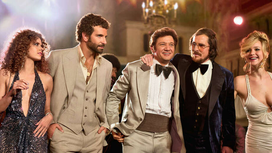11. AMERICAN HUSTLE: Meandering and a little too self-conscious, David O. Russell uses the Abscam investigation as the foundation for a thoroughly entertaining spectacle. The twists and turns are always fun to watch. Jennifer Lawrence once again stands out as a con man's wife. Photo: Columbia Pictures