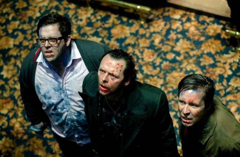 "9. THE WORLD'S END: This sci-fi bar-hopping freakout is the most inspired of the Edgar Wright/Simon Pegg collaborations. Edges out ""The Heat"" and ""This Is the End"" as the best mainstream comedy of the year. Photo: Focus Features"
