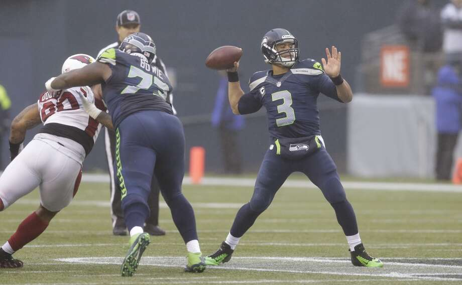 St. Louis (7-8) plus-10 at Seattle (12-3): Seahawks 23-17 Photo: Elaine Thompson, Associated Press