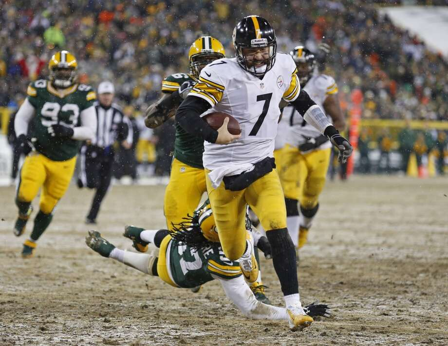 Cleveland (4-11) plus-7 at Pittsburgh (7-8): Steelers 21-12 Photo: Matt Ludtke, Associated Press