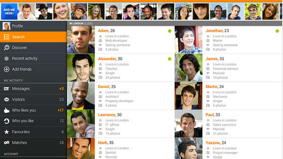 "Twoo is a new dating app developed by MassiveMedia. Twoo is a fun new way to meet people nearby! Browse through users profiles and let them know if you ""like"" them. Users can even send a message in a bottle, and chat with members instantly. Get hooked up as soon as tonight. [Download for iPhone] [Download for Android]"