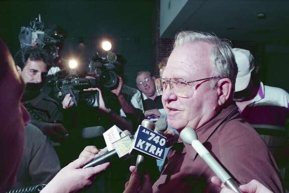 Houston Oilers defensive coordinator Buddy Ryan was loved and loathed by his own players and coaches of the 1993 team. Players still say they would do anything for him, and Kevin Gilbride, it's safe to say, still doesn't think much of Ryan.