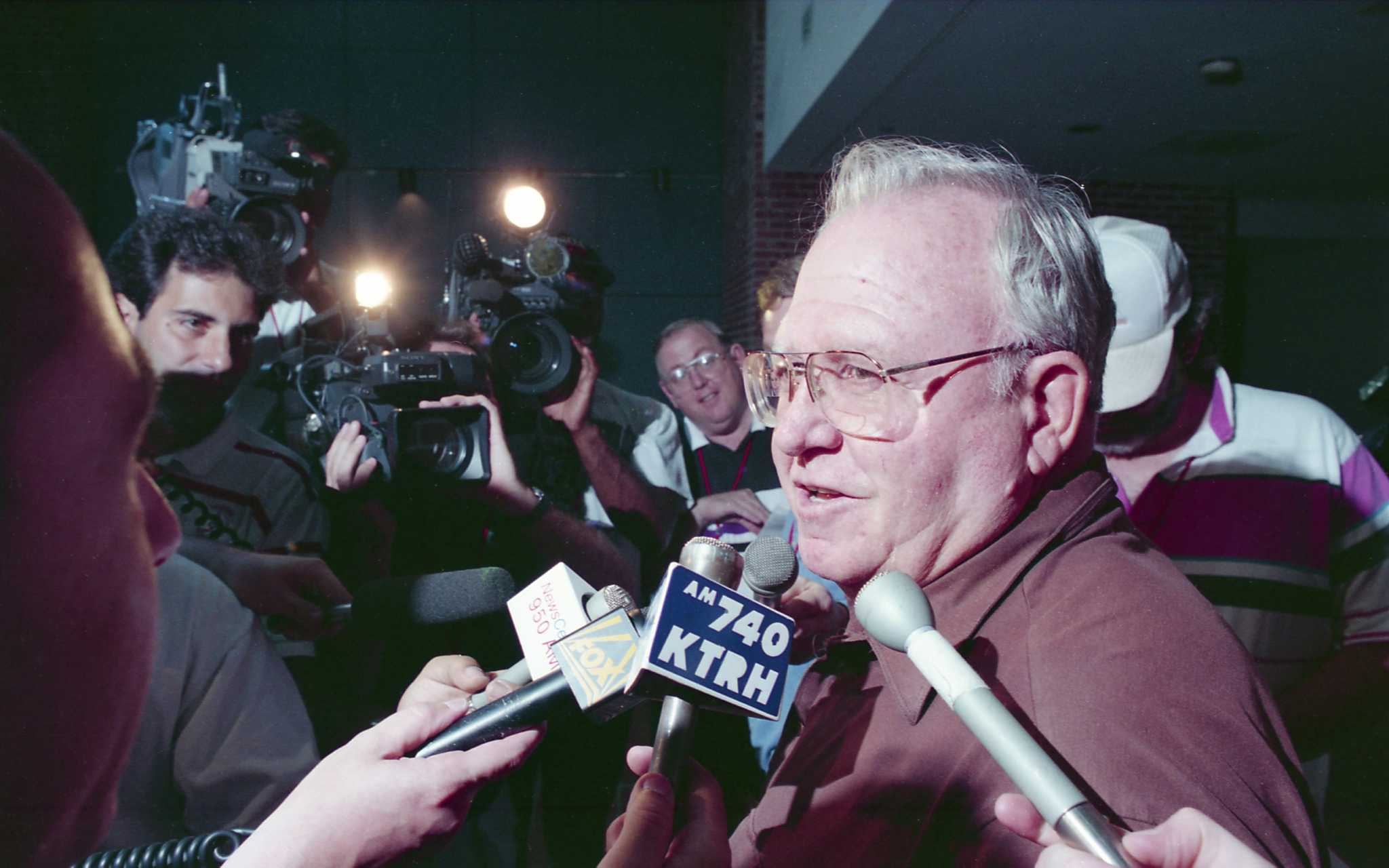Buddy Ryan Delivers The Goods And Finally A Punch