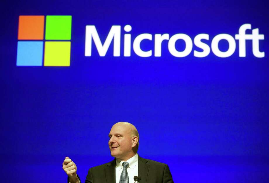 Steve Ballmer. Photo: Stephen Brashear, Getty Images / 2013 Getty Images