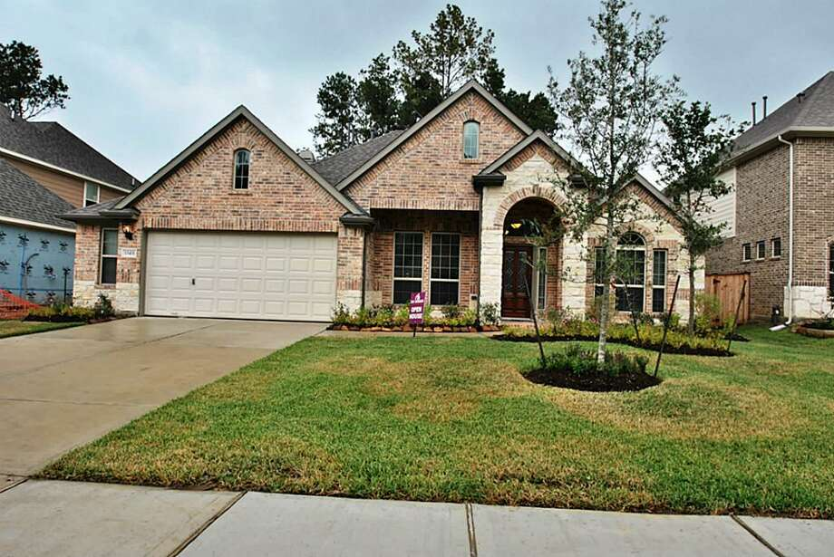13431 Ambler Springs: This 2013 home has 4 bedrooms, 3 bathrooms, 2,760 square feet, and is located in Tomball. Open house: 12/29/2013, 1 p.m. to 5 p.m.