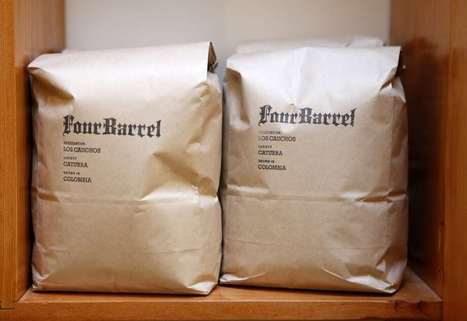 Four Barrel Coffee (Portola location) Photo: Beck Diefenbach, Special To The Chronicle
