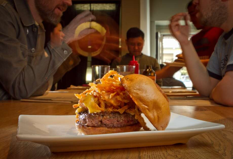 Umami Burger (Palo Alto, Oakland and SoMa) Photo: John Storey, Special To The Chronicle