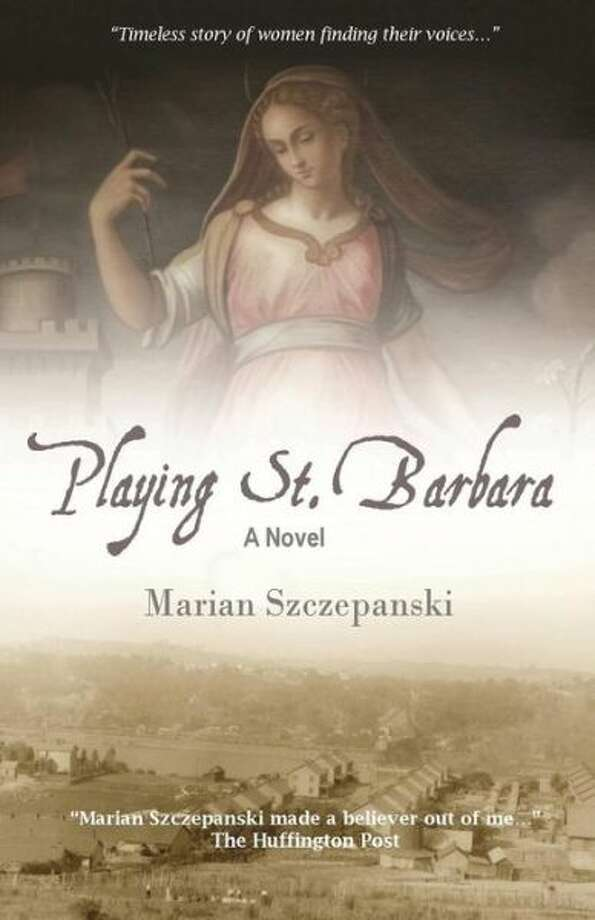 """Playing St. Barbara"" by Marian Szczepanski Photo: Xx"