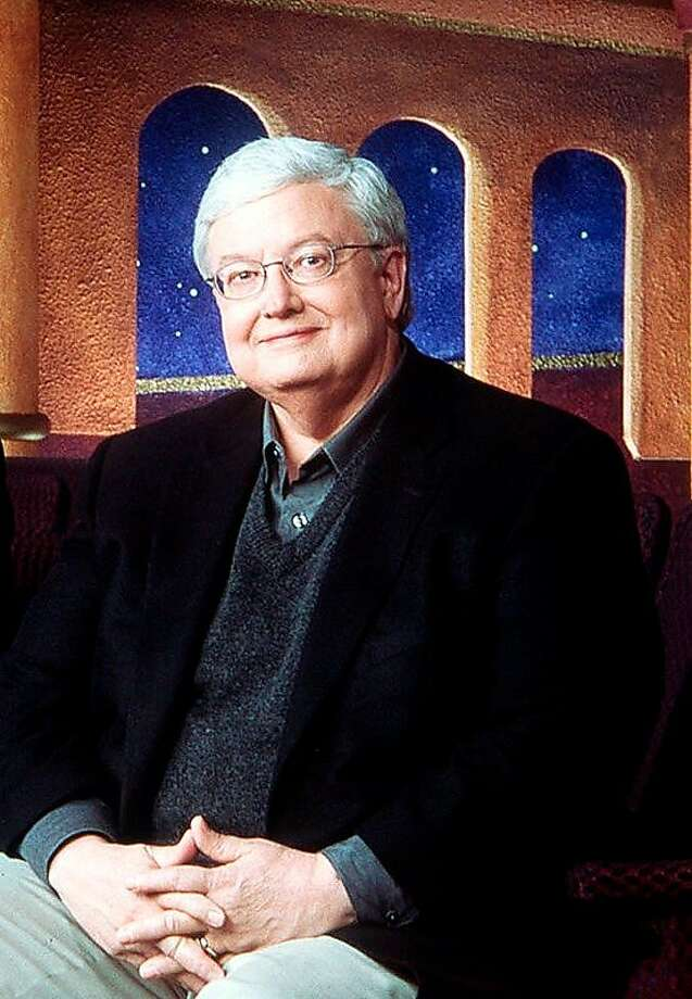 """Roger Ebert, 1942-2013: The well-known Chicago Sun-Times film critic, who became a star on television's """"At The Movies"""" with fellow critic Gene Siskel, died on April 4 after a long battle with cancer. Photo: Associated Press"""