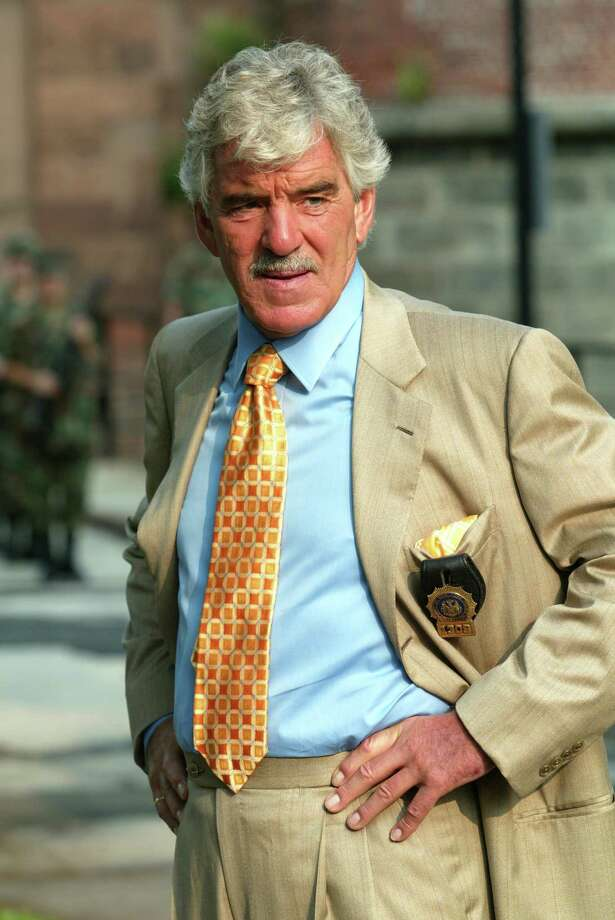 "Dennis Farina, 1944-2013: The 18-year Chicago police veteran turned actor, who was famous for his roles in movies such as ""Get Shorty,"" and the television series, ""Law & Order,"" died on July 22. Photo: NBC, FILE / 2012 NBCUniversal, Inc."