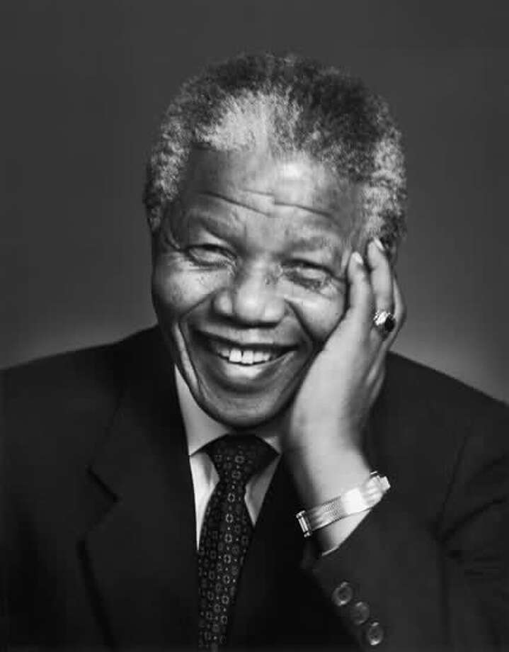 Nelson Mandela, 1918-2013:The former president of South Africa, who spent 27 years in prison for political crimes during Apartheid, died on Dec. 5 at the age of 95. Photo: PRWeb