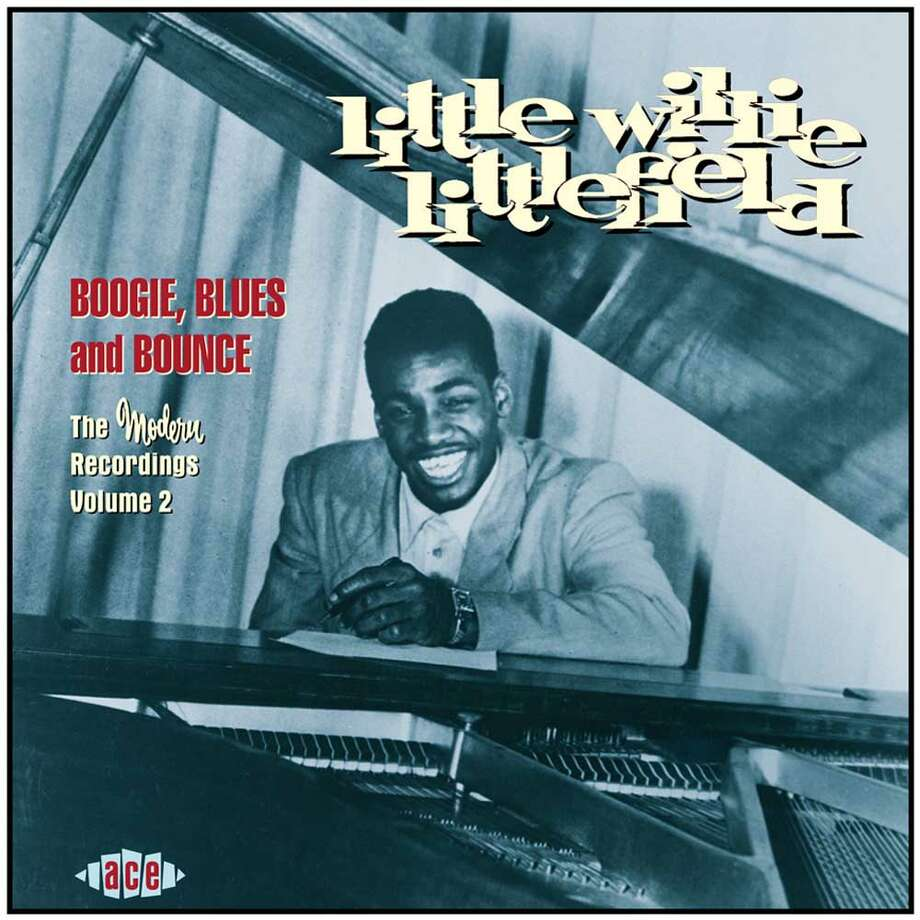 """The boogie-woogie piano style of the late Houston musician Little Willie is captured in """"Boogie, Blues and Bounce."""" Photo: ACE Records"""