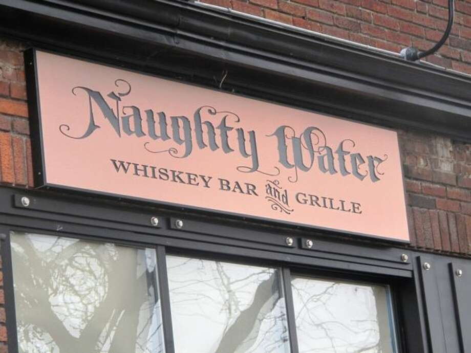 The newly opened Naughty Water Whiskey Bar and Grille of Black Rock is offering couples seating with special menus. They will also have live music. For details, visit Naughty Water on Facebook. Photo: Wes Duplantier, Connecticut Post