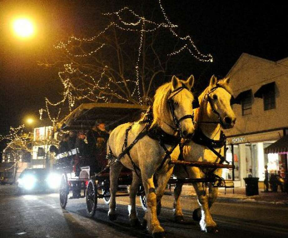 Are you looking for a way to include the whole family in New Year's Eve celebrations? Westport's First Night is a great choice. Activities start at 4 p.m. For more information, visit http://www.firstnightww.com/ Photo: Contributed Photo