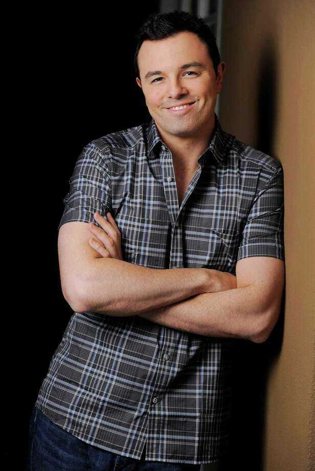 'Family Guy' creator Seth MacFarlane was born and raised in Kent.  Photo: Chris Pizzello, INVL / Invision