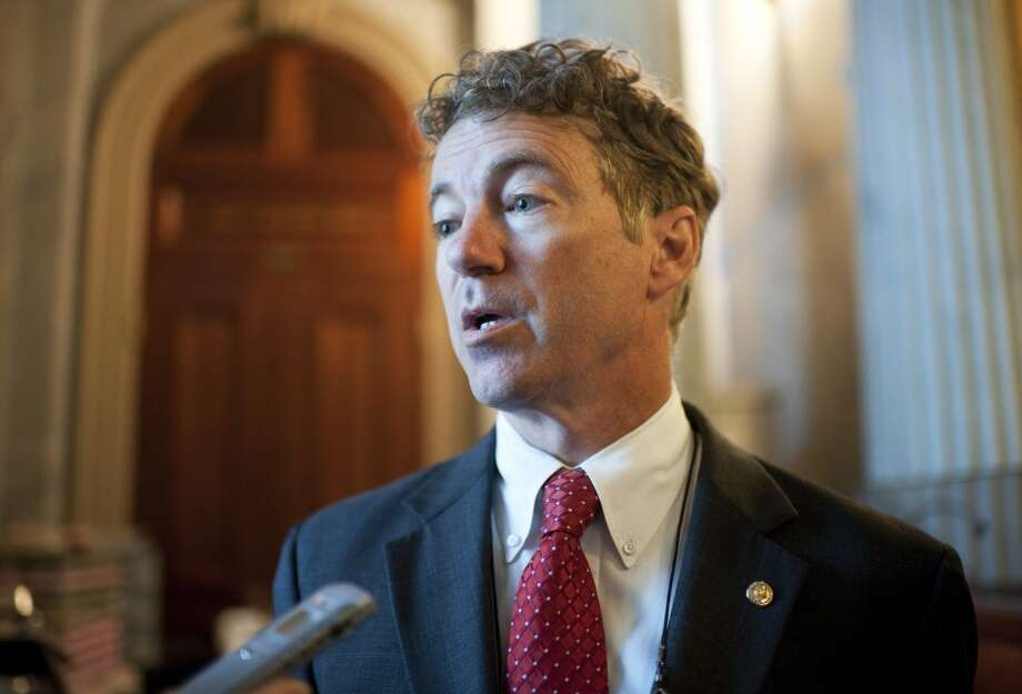 9. RAND PAUL: Can he close the widening gap between millennials and the Republican Party? Can he leverage Tea Party roots and get mainstream enough to matter in 2016? Photo: Tom Williams, Roll Call/Getty Images