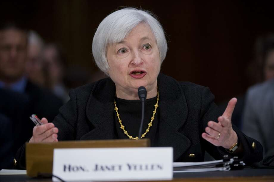 1. JANET YELLEN: Can her progressive ideas reshape the Fed into a force to fight income disparity and increase shared prosperity? Photo: Tom Williams, CQ-Roll Call,Inc.