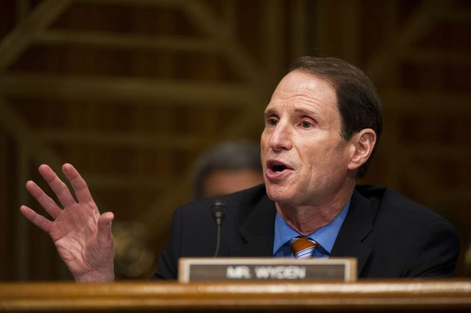 8. RON WYDEN: Whether he decides to lead the Energy or Commerce committees in the Senate, (both are possibilities for him now with Sen. Max Baucus' early retirement), this Oregon Democrat will be at the center of one key issue after another. Photo: Scott J. Ferrell