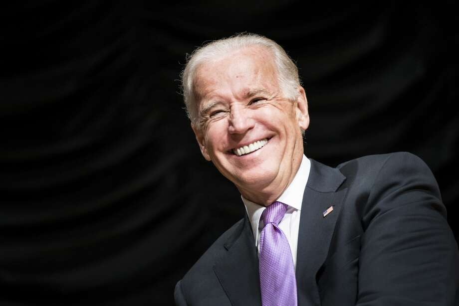 6. JOE BIDEN: If she won't. . . he will. And gaffe machine or not, he's enormously connected and probably the best retail campaigner in Washington, with the possible exception of his boss. Photo: BRENDAN SMIALOWSKI, AFP/Getty Images