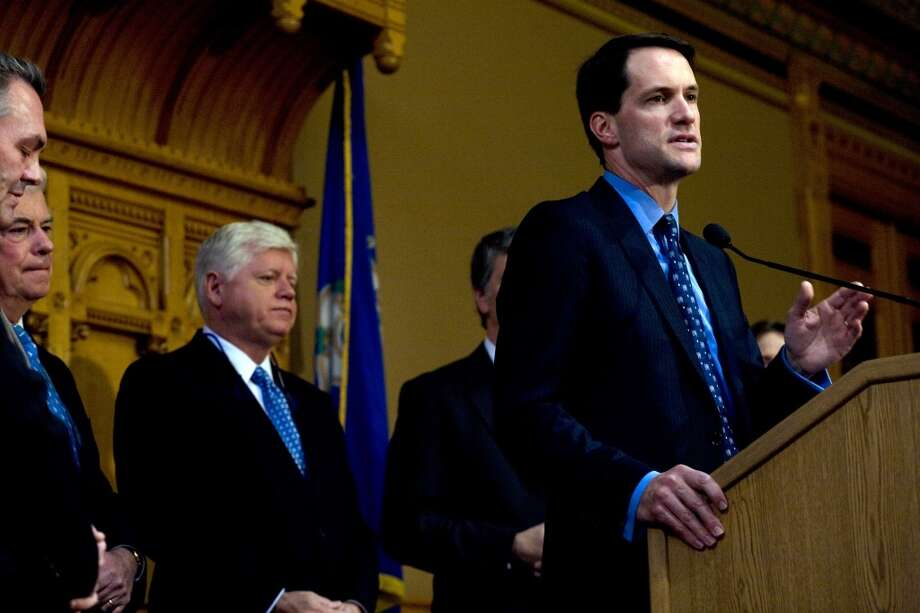 7. JIM HIMES: The Connecticut Democrat has impressed Washington watchers as a moderate with skills and connections that belie his relative youth. This year he took a coveted Intelligence Committee post, and the financial leadership of the Democratic Congressional Campaign Committee. If Dems do well in 2014, watch his star rise. Photo: Christopher Capozziello, Getty Images