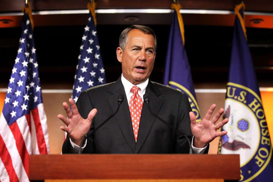 10. JOHN BOEHNER: As the second session of the 113th Congress gets under way, will he be Shutdown Boehner, catering to the right, or Heritage-Foundation-bashing Boehner, as he was at the end of the last session? What his next act is will have a lot to do with whether or not this Congress actually gets anything done. Photo: Alex Wong, Getty Images
