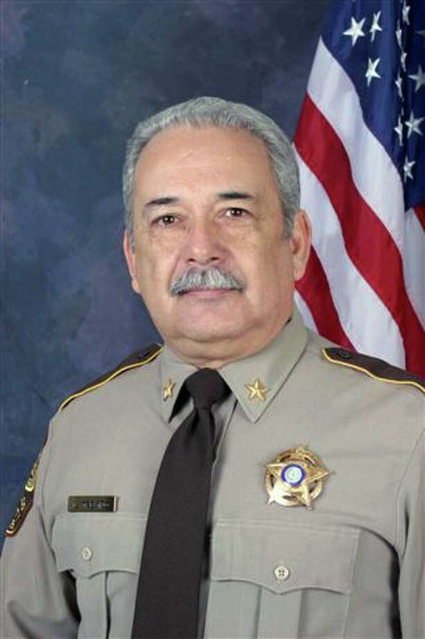 Hidalgo County Sheriff Lupe Trevino Photo: COURTESY / COURTESY OF HIDALGO COUNTY WEBSITE