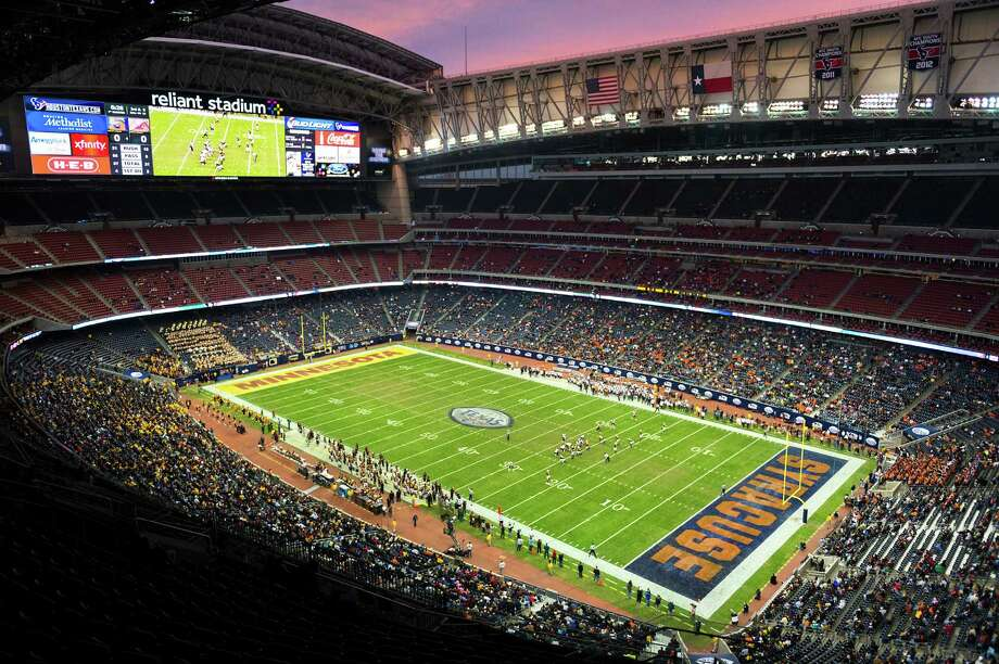 Whether you are cheering on the Houston Texans (The 2014 season can't  come soon enough) or wearing Wranglers and cowboy boots at RodeoHouston,  Reliant Stadium is one of the most photographed places in the city. Photo: Smiley N. Pool, Houston Chronicle / © 2013  Houston Chronicle