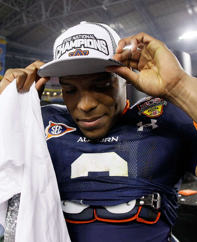 Cam Newton's BCS title with Auburn came at the expense of Oregon, which couldn't get its explosive offense going. Photo: Kevin C. Cox / Getty Images / 2011 Getty Images