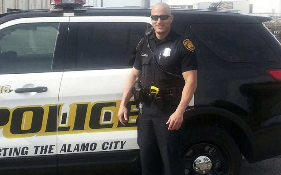From the time he was young, Robert Deckard, 31, always knew he wanted to be a police officer, friends said. Deckard, the father of two children, was a seven-year member of the SAPD. Photo: Courtesy Of The San Antonio Police Department