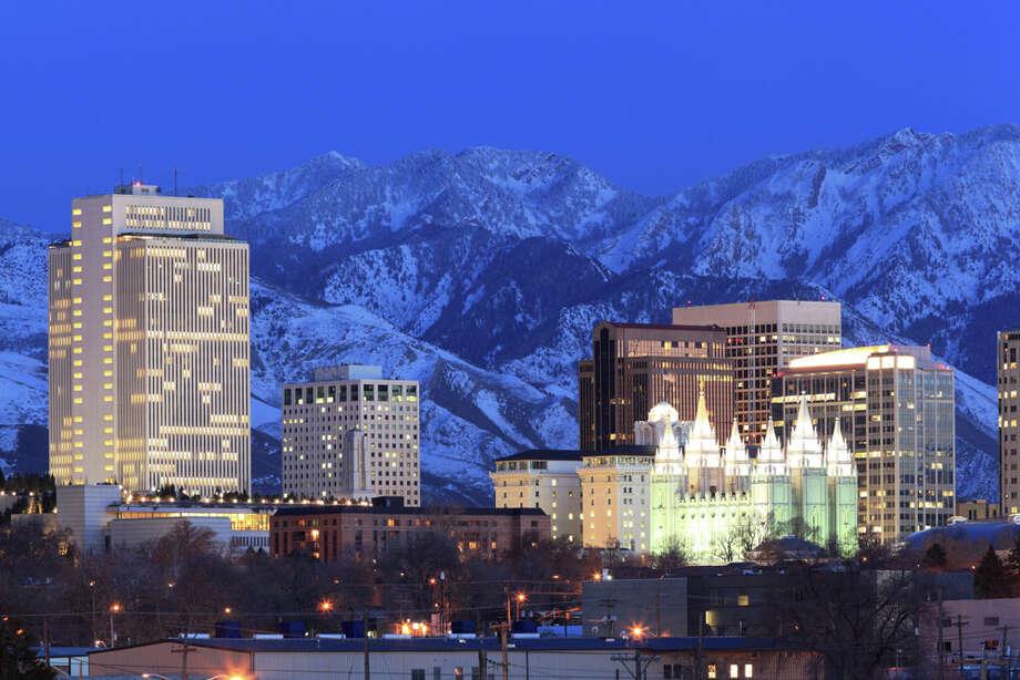 No. 1 soberest:Salt Lake City, UtahNow, the drunkest cities ... Photo: Jumper, Getty Images / (c) Jumper