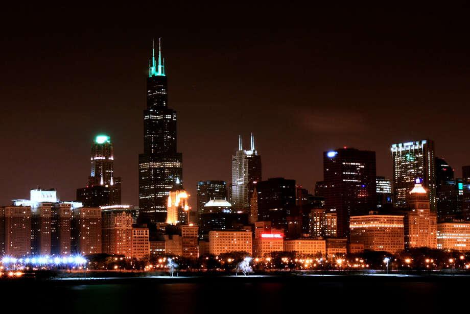 No. 5 soberest: Chicago, Illinois Photo: Luiz Felipe Castro, Getty Images / Flickr RF