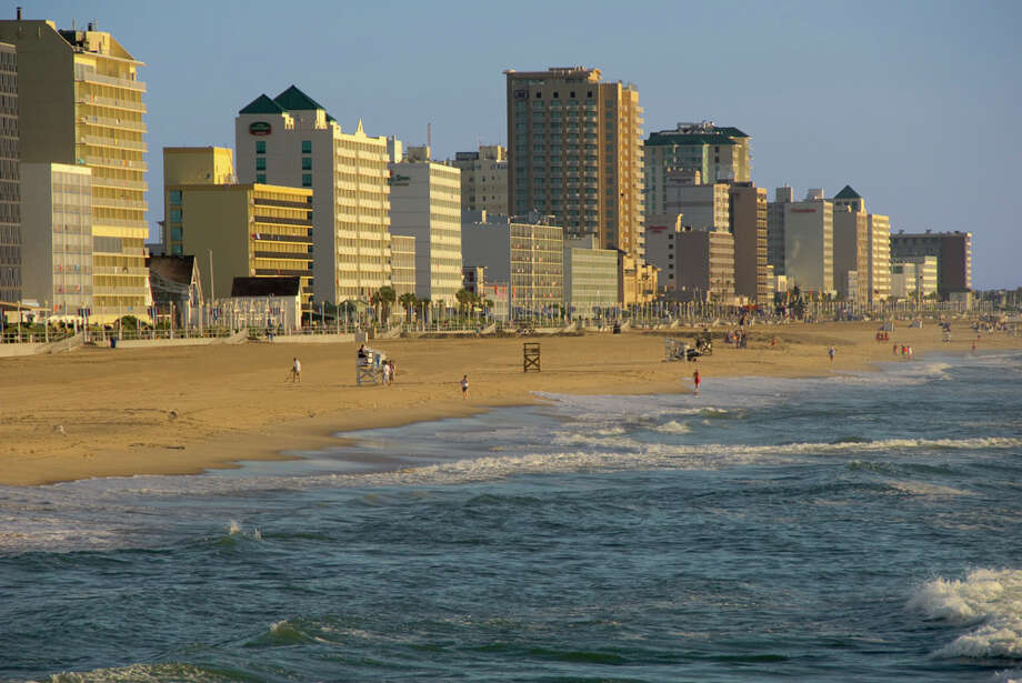 America's Least-Funniest Cities7. Virginia Beach, Va. Photo: Anne Rippy, Getty Images / (c) Anne Rippy