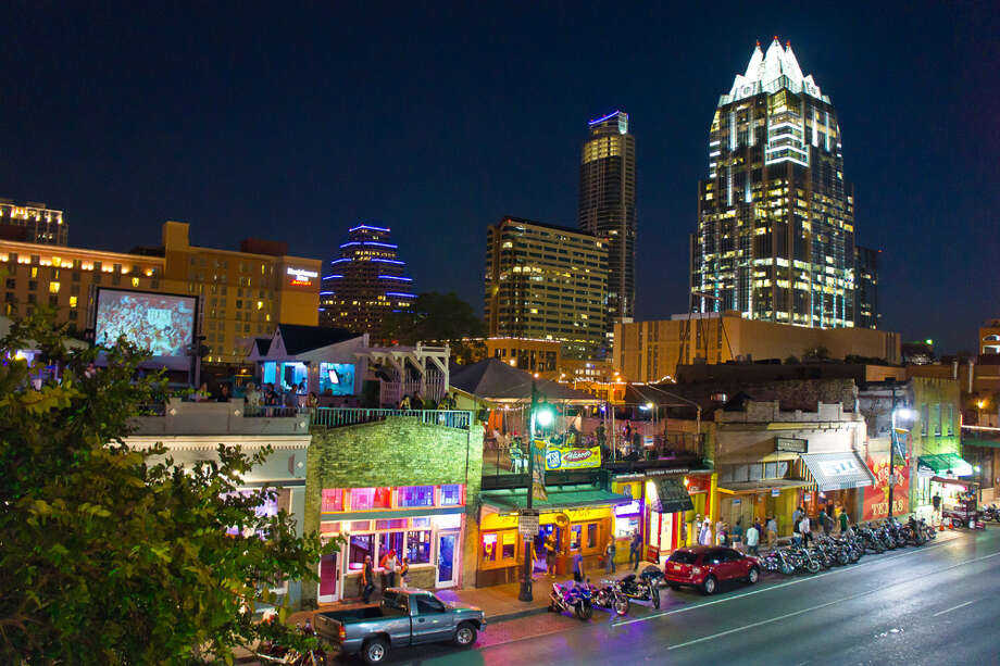 No. 8 drunkest: Austin, Texas Photo: Sungjin Kim, Getty Images / Flickr Open