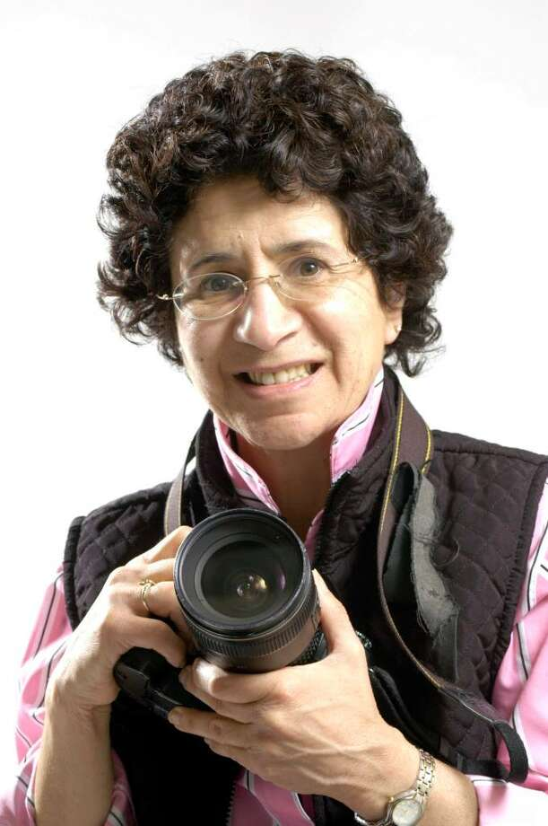 Carol Kaliff Photo: David W. Harple / The News-Times