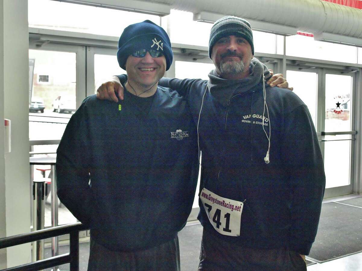 Were you SEEN at the 5k Run Into the New Year race in Danbury on December 28th?