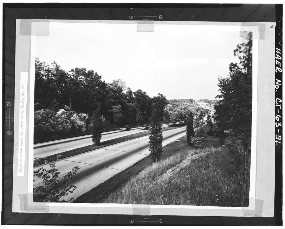 The Merritt Parkway reached a milestone in 2013 — its 75th birthday. Who — or what — was the Merritt in parkway?A. U.S. Congressman Schuyler Merritt. B. Merritt Equipment Co., the company that built it. C. Merritt Canteen D. Thurston Howe Merritt, who donated vast tracts of land for the parkway Photo: Andrew Merrill