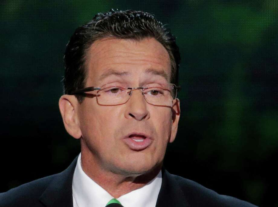 What high-profile political figure has officially announced his intention to run for governor in 2014?A. Gov. Dannel P. Malloy B. Rep. Larry Cafero, R-Norwalk C. Danbury Mayor Mark Boughton D. Sen. John McKinney, R-Fairfield Photo: Andrew Merrill