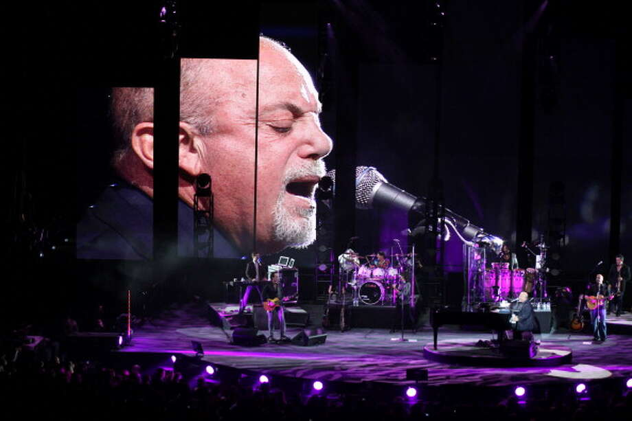 A. Billy Joel Photo: Debbie Hickey, Andrew Merrill / 2013 Debbie Hickey