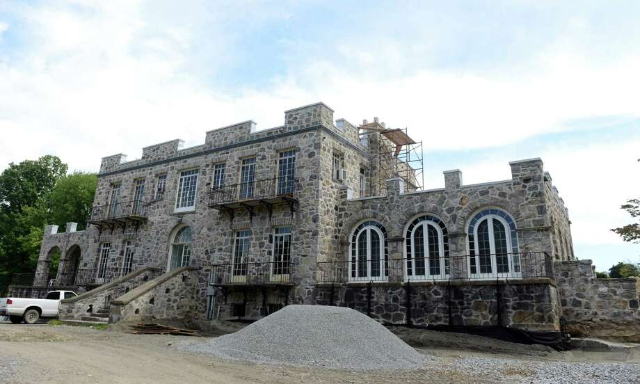 B. It's a castle Photo: Autumn Driscoll, Andrew Merrill / Connecticut Post