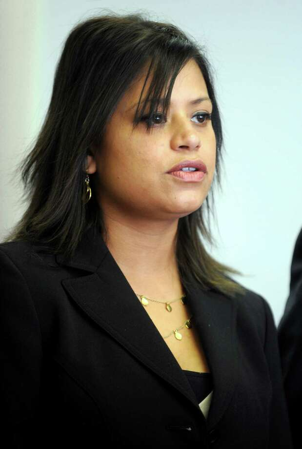In 2013, which of the following DID NOT happen to Bridgeport state Rep. Christina Ayala?