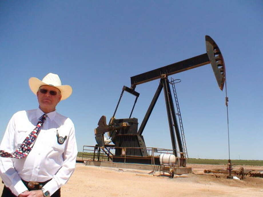 C. Midland, Texas Photo: AFP, Andrew Merrill / 2008 AFP