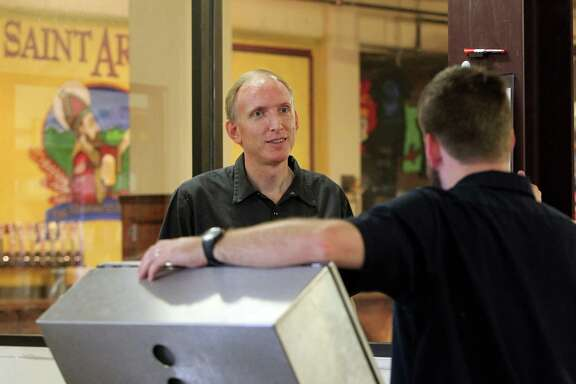 Brock Wagner of Saint Arnold Brewing Co. says craft brewers' impact is still growing.