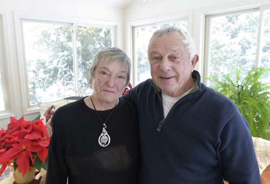 Donna and Bob Ford speak to the Times Union at their home Dec. 16, 2013,  in Ballston Lake, N.Y.    (Skip Dickstein / Times Union) Photo: Skip Dickstein / 00025007A