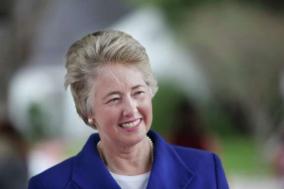 "Mayor Annise Parker writes that in Houston ""we care not about where you came from but rather what you have to offer."""